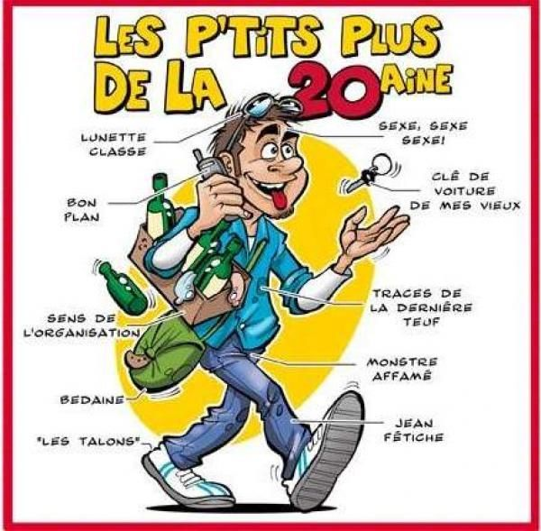 Blague 20 Ans Blagues Lol